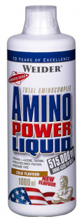 Аминокислоты Weider Amino Power Liquid II (1000 мл)