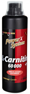 Power System L-Carnitine 60000 мг (500 мл)