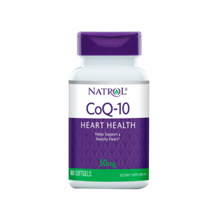 Natrol Co Q-10 50 мг (60 кап)