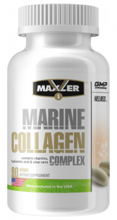 Maxler Marine Collagen Complex (90 кап)