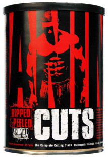 Universal Nutrition Animal Cuts (42 пак)